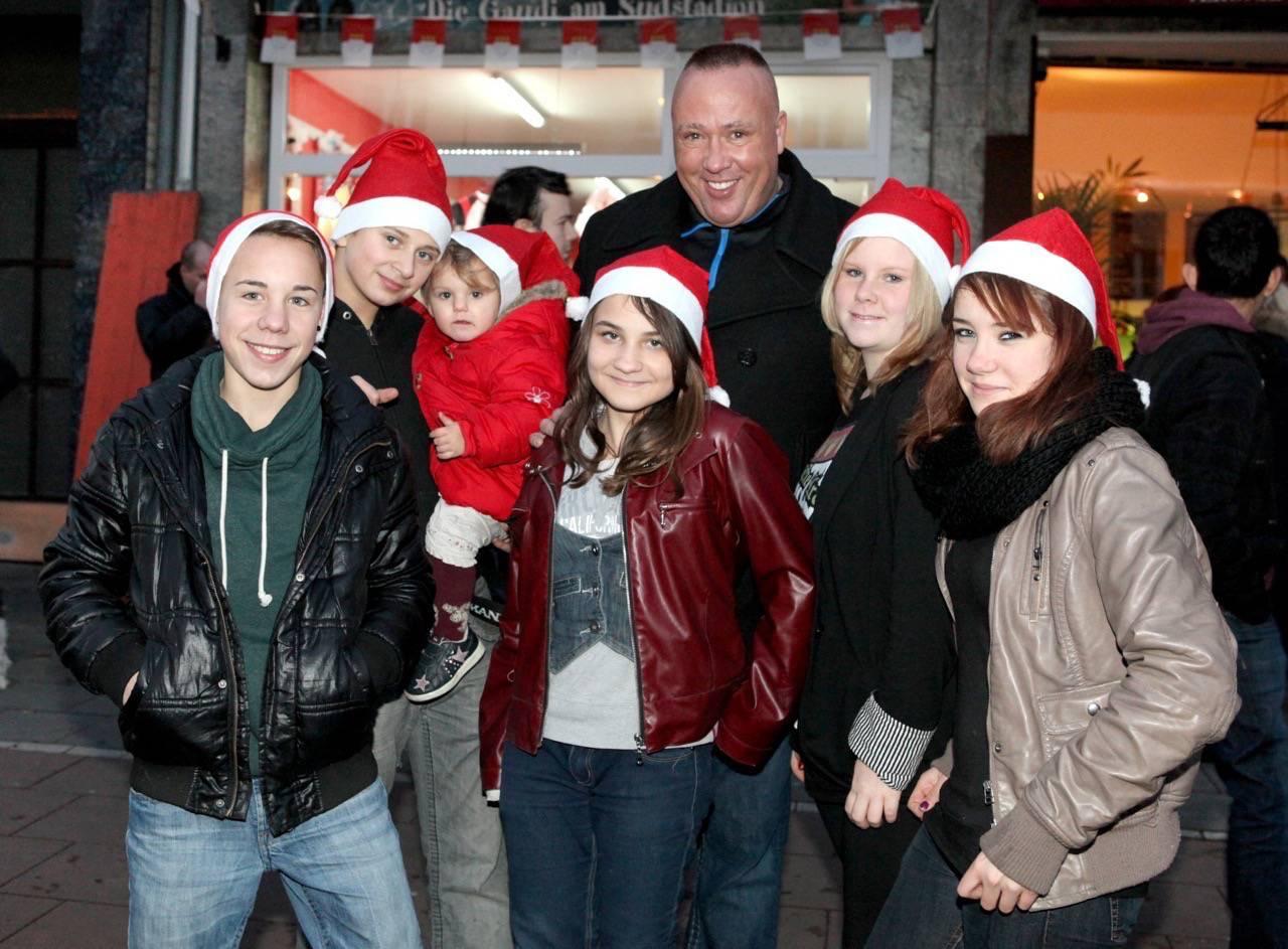 Fotos vom Spendentag am 15.12.2012
