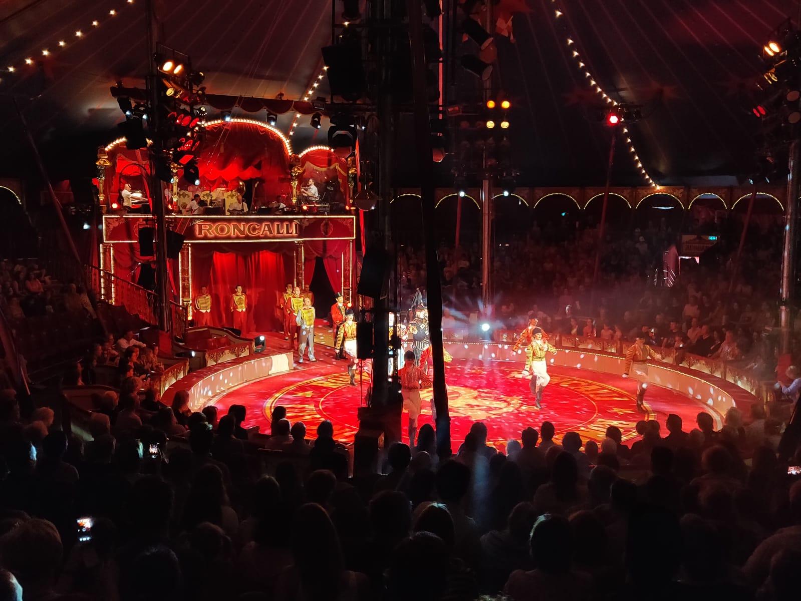 Zirkus Roncalli 2019