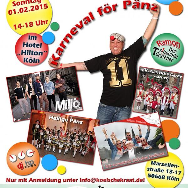 Karneval för Pänz
