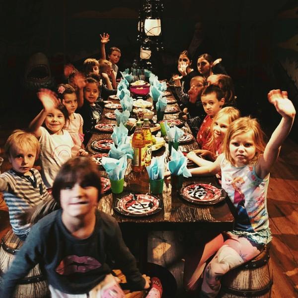 Kinderfeier in HopLop