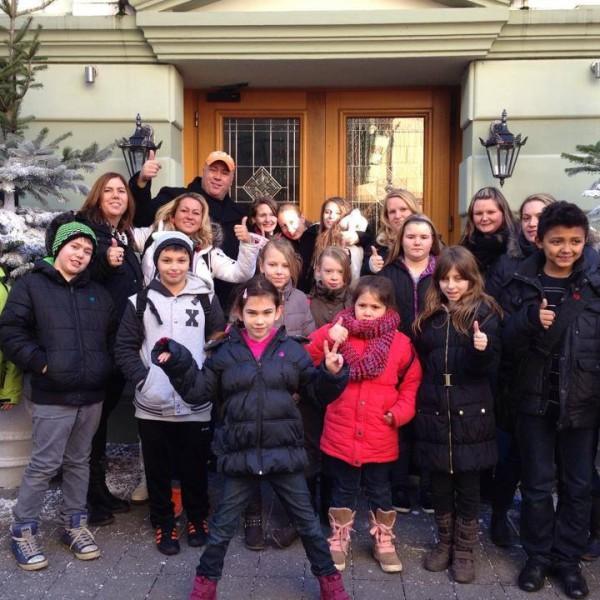 Zum Jahresabschluss am 22.12.2013 mit den Pänz im Phantasialand Brühl